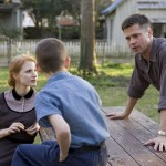 Brad Pitt and Jessica Chastain in 'The Tree of Life'