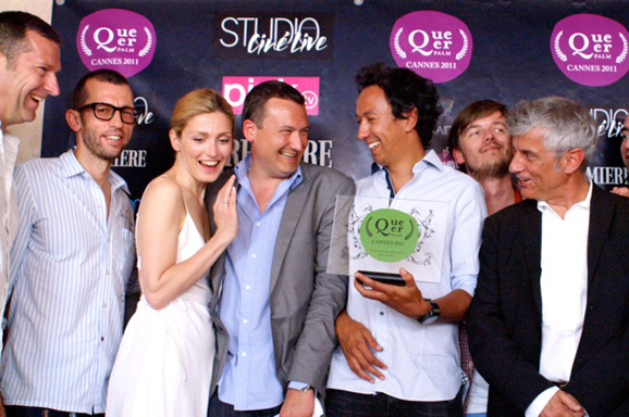 Afrikaans film 'Skoonheid' Wins The Queer Palm 2011