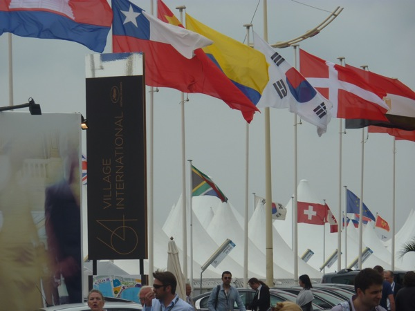 South Africa at the International Village in Cannes