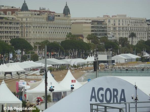 Rainy Cannes Croisettte!