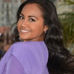 Jessica Mauboy in The Sapphires at the 65th Cannes Film festival