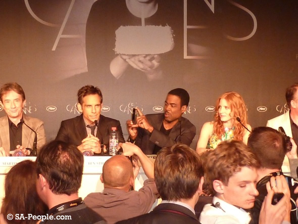 Madagascar 3 press conference at the Cannes Film Festival