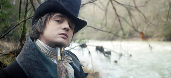 Peter Doherty in 'Confession of a Child of the Century'
