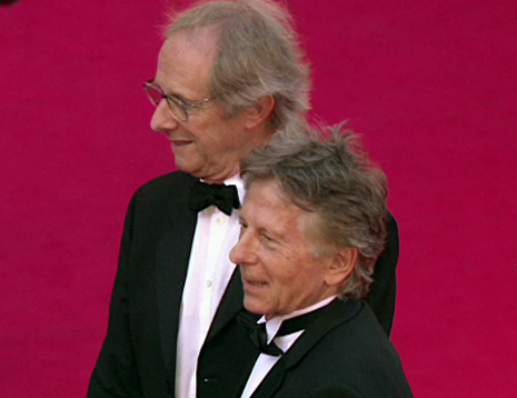Roman Polanski from A Special Day at the special screening on the red carpet at the Cannes Film Festival