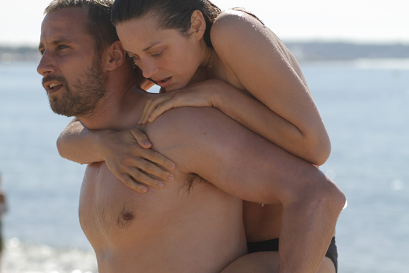 Rust and Bone's Marion Cotillard and Matthias Schoenaerts