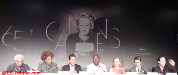 The Paperboy Press Conference at Cannes Film Festival 2012