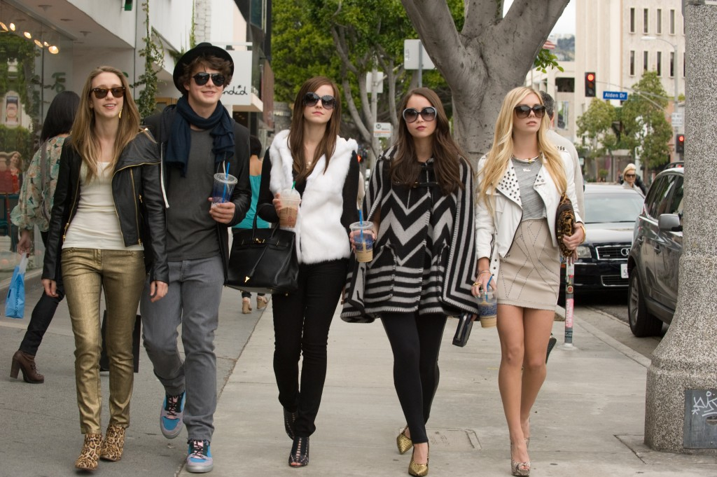 The Bling Ring By Sofia Coppola