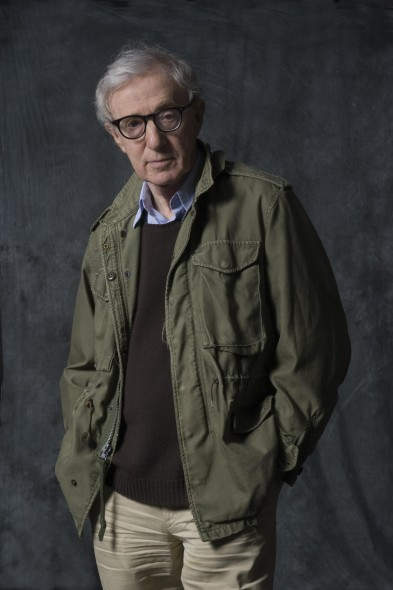 Woody ALLEN © Sabrina Lantos Copyright : 2015 Gravier Productions, Inc.